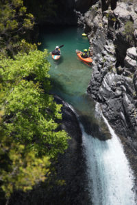 Learn decision making on Chile's most famous rivers.