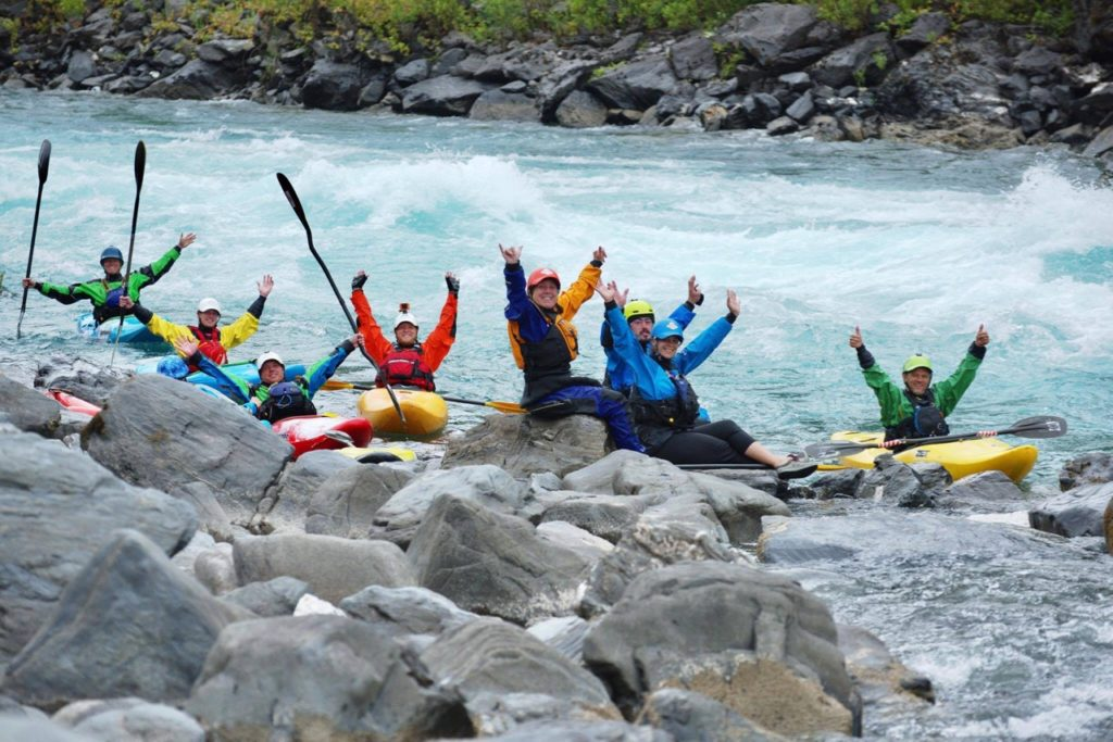 Pucon may be the world's best destination for development kayaking with dozens of sections and features.